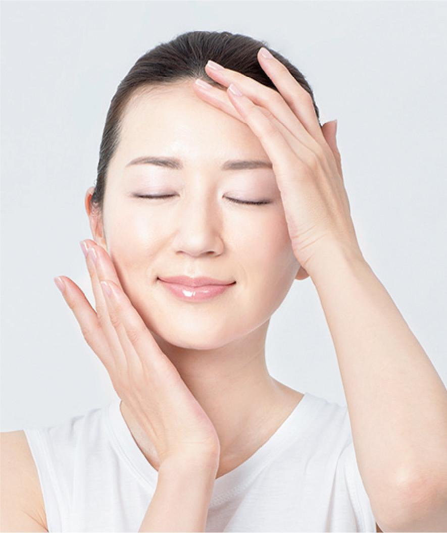 「STEP.3 保護・うるおい」日中用乳液HOWTO